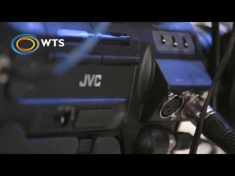 IBC 2013 - JVC GY HM 650 camcorder overview