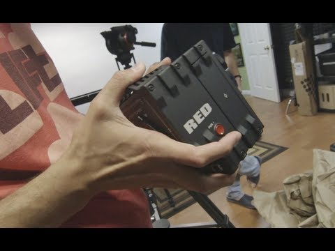 RED Epic Unboxing