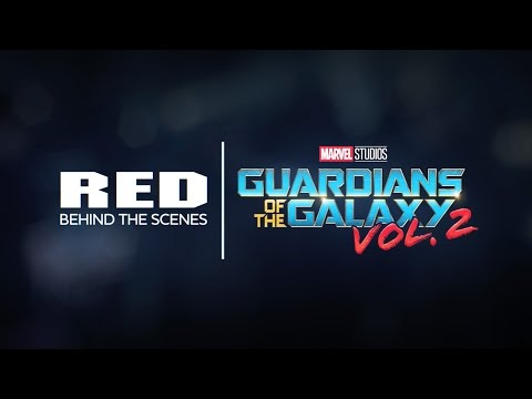 RED BTS | Guardians of the Galaxy Vol. 2 | 4K
