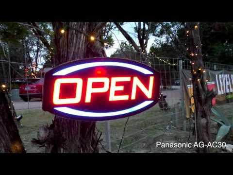 Panasonic AGAC30 Austin Demo