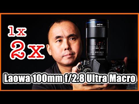 Laowa 100mm f/2.8 2x Ultra Macro APO review