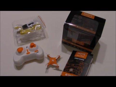SKEYE Nano Drone w/ Camera Review