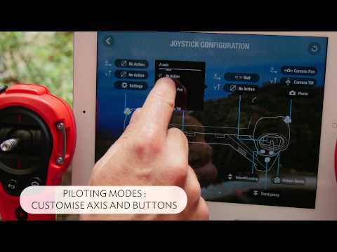Parrot SkyController - Even stronger flight sensations!