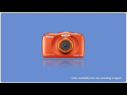 COOLPIX W150 Promotion Movie 1: Amazing Fun, Even Underwater