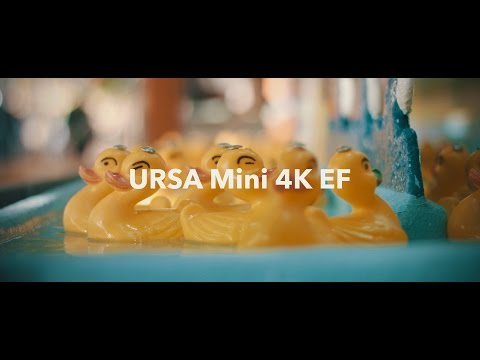 Blackmagic Ursa Mini 4K — Test Shots [Part 2] UHD