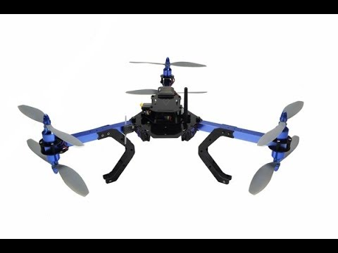 3D Robotics Y6 Multicopter Kit Unboxing & Introduction
