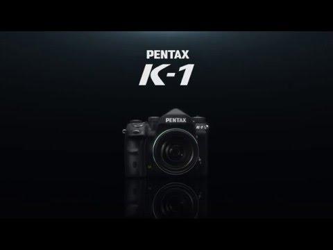 PENTAX K-1 English ver.
