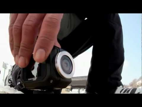 JVC GC-XA1 Adixxion Action Camera