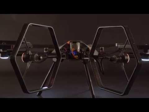 VOLIRO - The Omnidirectional Hexacopter