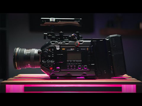 BLACKMAGIC URSA MINI PRO 4.6K G2 // In-Depth Review