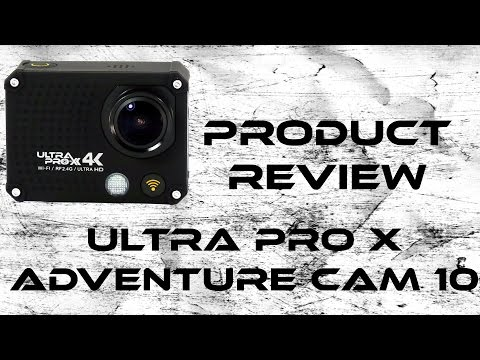 Product Review: Adventure Cam 10