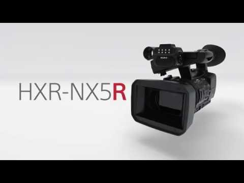 HXR-NX5R Introduction