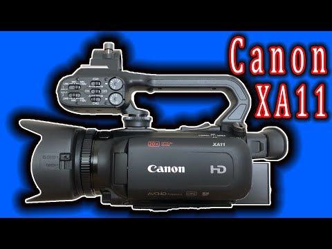 CANON VIXIA XA11 OVERVIEW