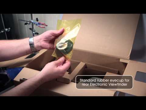 Unboxing the PXW-Z100