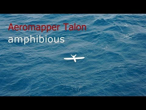 Aeromapper Talon Amphibious sneak preview