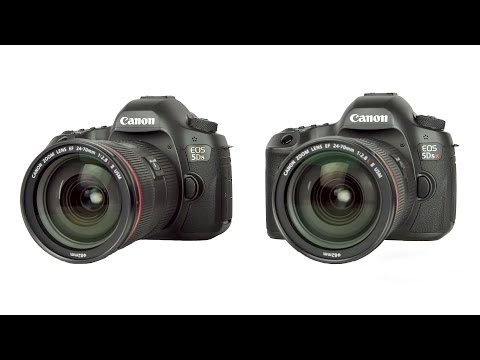 Hands-On Review: Canon | EOS 5DS and 5DS R