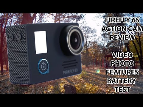"Firefly 6S Hawkeye review - cheap ""4K"" action camera (Video, Photo Test)"