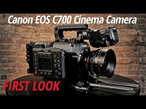 First Look: Canon | EOS C700