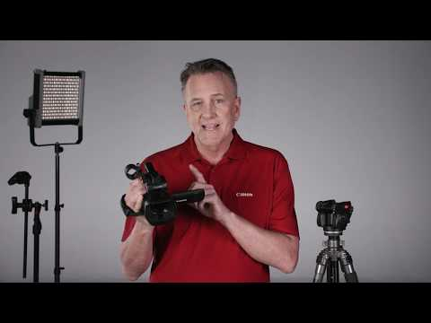 Introducing the Canon XA45 & XA40 4K UHD Professional Camcorders