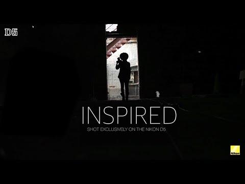 Nikon D5: INSPIRED