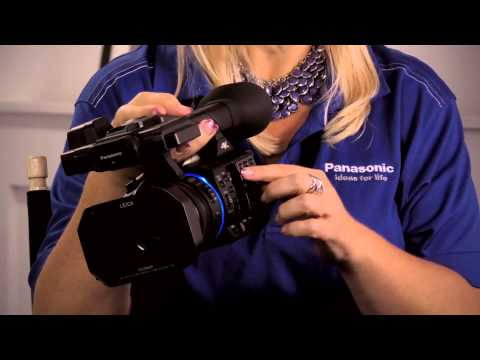 Panasonic HCX1000 - A product Overview