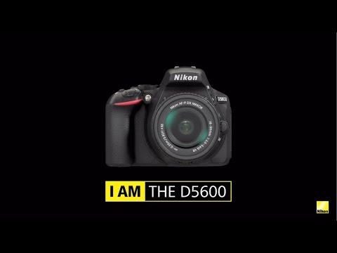 Nikon D5600: Product Tour