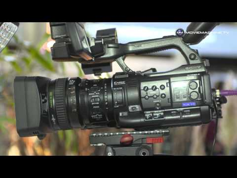 Sony PXW-200 - Review