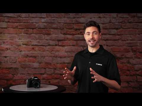 Introducing the New Canon EOS Rebel T8i with Jon Lorentz