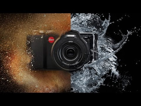 Leica X-U TYP 113 Camera Unboxing & First Look Review!