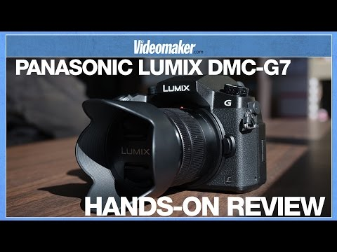 Panasonic Lumix DMC-G7 - Hands-On Review