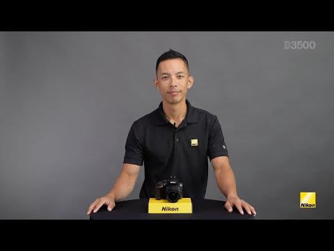 D3500 First Look Video