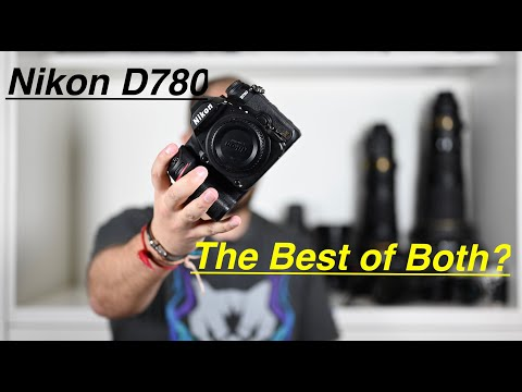 Nikon D780 Quick Look, A review of what's new.