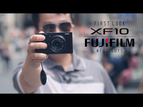 Fuji Guys - FUJIFILM XF10 - First Look