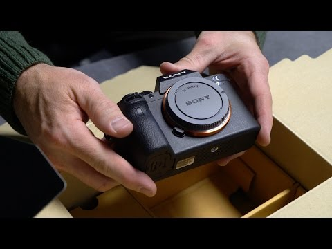 Sony A7sii Complete Unboxing and Preview