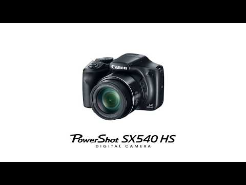 Canon PowerShot SX540 HS - Wireless Connection with a Windows® Computer