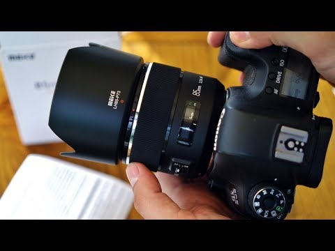 Meike 85mm f/1.8 Autofocus lens review with samples (Full-frame & APS-C)