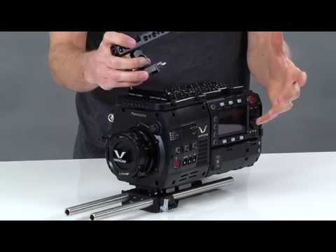 Panasonic VariCam 35 Accessory Kits Overview
