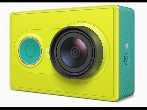Xiaomi yi Action Camera Video Samples and Pictures