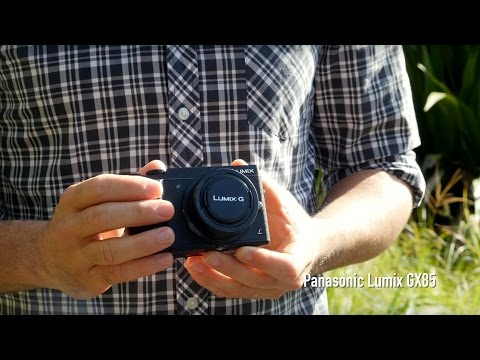 First impressions: LUMIX DMC-GX85