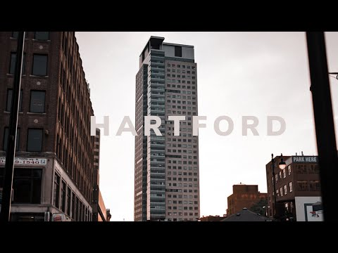 HARTFORD CONNECTICUT | Canon Rebel T8i Video Test | City Travel Film