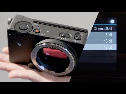 SIGMA fp - Pocket Full Frame Cinema Camera (Menu Walkthrough)