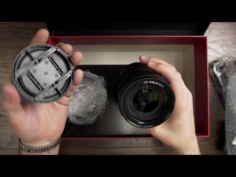 Panasonic Lumix S1 unboxing