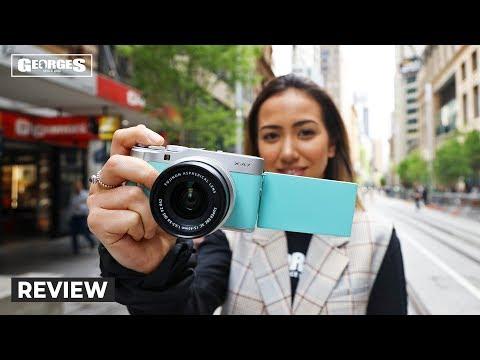 The BEST Fuji camera under $999 | Fujifilm X-A7 Review