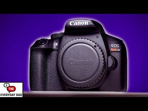 Is the Canon T6 WORTH IT For Video in 2019?!