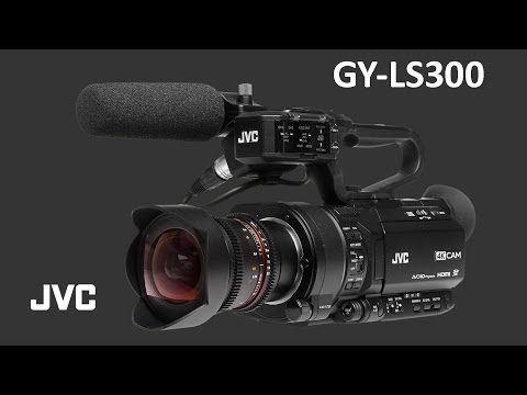 GY-LS300 UHD 4K w/ Zeiss 50mm lens
