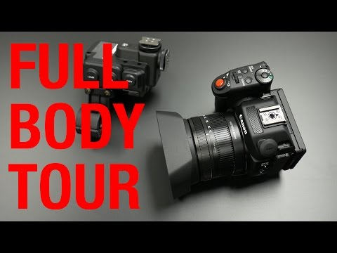 Detailed Tour of Canon XC15 4K Camcorder