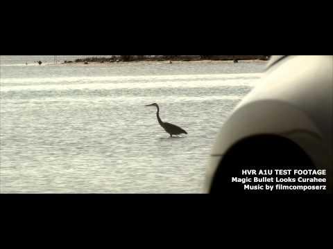 Sony HVR A1U Test Footage 4