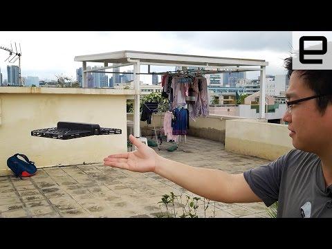 Zero Zero Robotics Hover Camera: Hands-on