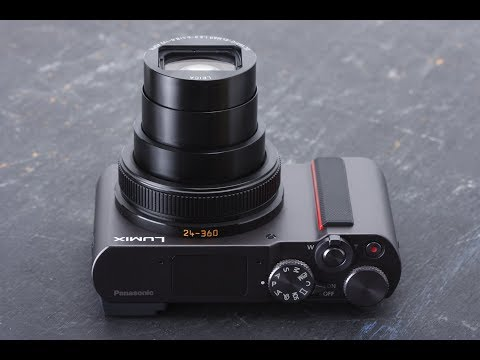 Panasonic ZS200 / TZ200 Overview