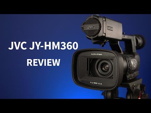 JVC JYHM 360 Review